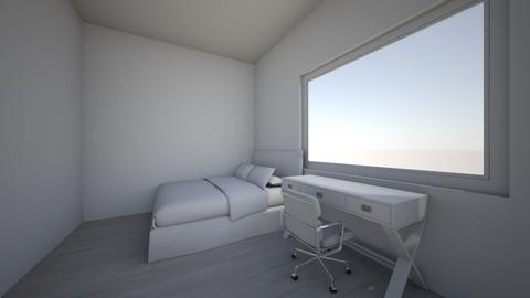 bedroom 3 - Minimal - Bedroom - by nexis