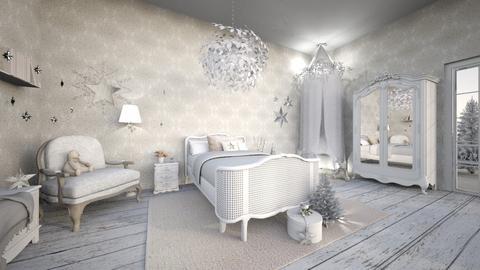 twinkle little star - Kids room - by Chiara Amadei