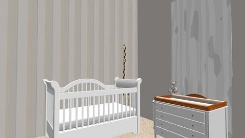baby room - Kids room - by tehila3d