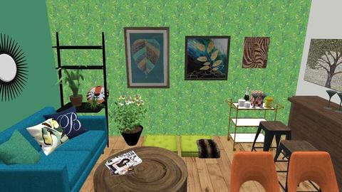 jungle livin - by tinasommer