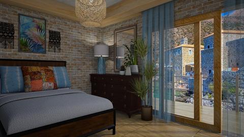 Sunsheea - Rustic - Bedroom - by Veny Mully