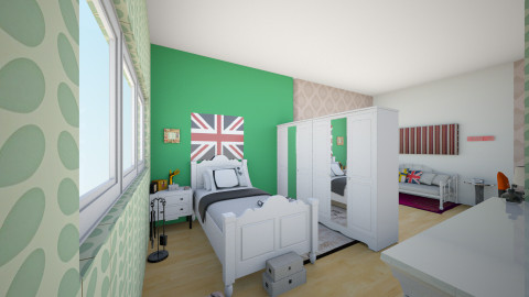 room  - Modern - by xiomara pizarro
