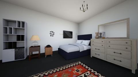 Master Bedroom Kennth - Bedroom - by KennethOG