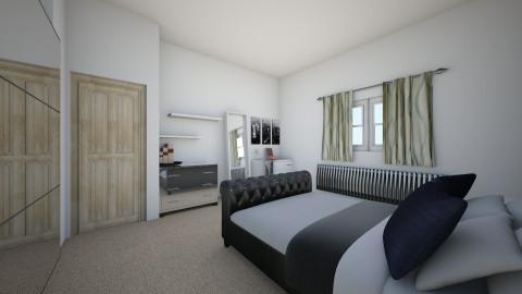 lotties room  - Modern - Bedroom - by Lottie_taylor