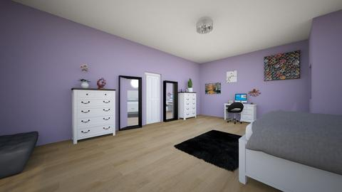 mia  - Bedroom - by miatwomeyy