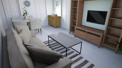 Living Iguchi 2019 - Living room - by mimuela