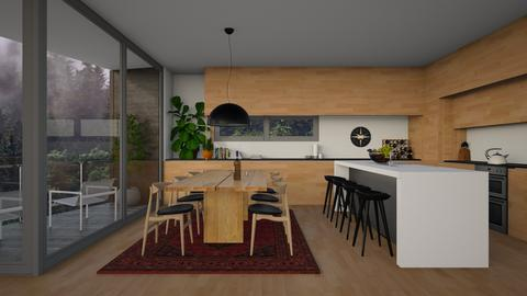 Frey F2 Dining 2 - Dining room - by dwark
