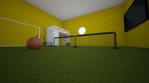 sports - by zacabot123