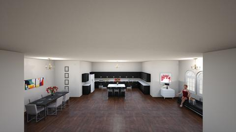 kitchen home 4 - by Reedphia