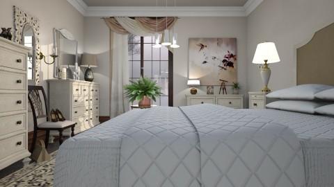 M_Demarlos - Classic - Bedroom - by milyca8
