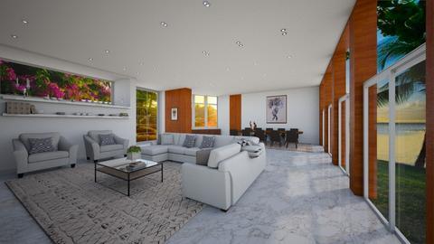 William Stephenson - Modern - Living room - by Elenn
