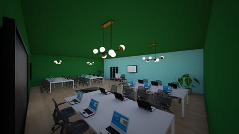 Georgiana APenvironmental - Office - by Rsvo64
