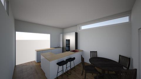 Kitchen extension - Kitchen - by tomthetaleteller