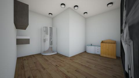 bathroom - Vintage - Bathroom - by foxythepirate