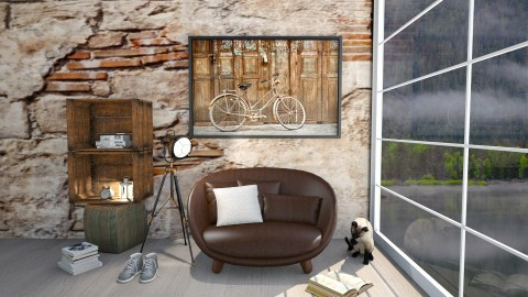 Eye Catcher Nook - Living room - by Design_CG
