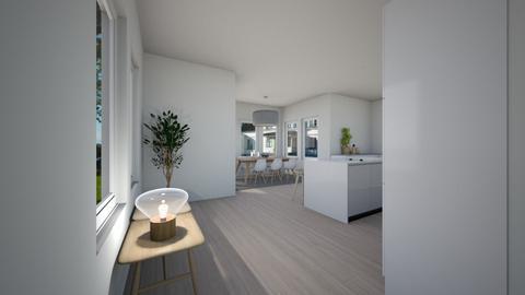 light tree - Kitchen - by wilmaskold