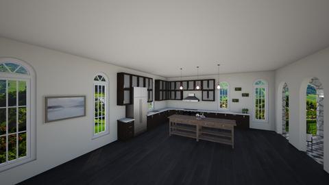Main Living Area three - Kitchen - by Mari_Torrez01