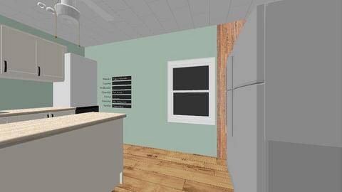 Bridal Shower - Living room - by Tasha Walker