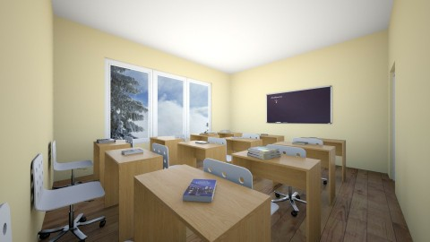 clasroom321 - Office - by Adrian 123