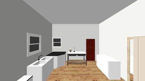 Planta - Rustic - Kitchen - by hectorgvg