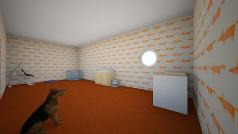 nursery room - Classic - Kids room - by allyson22