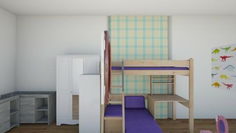 bedroom - Living room - by natiatusha