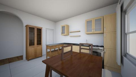 kitchen - Kitchen - by polina289237