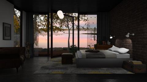 Autumn - Bedroom - by eevmo