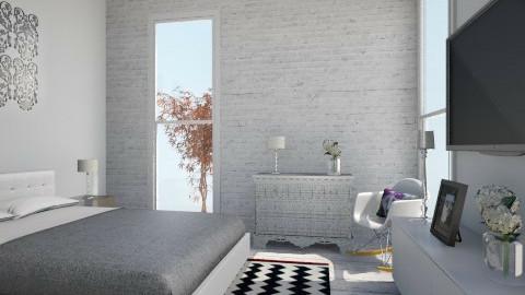 BedEec - Bedroom - by Eericacaloi