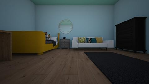 Bedroom 1 - Modern - Bedroom - by Haii Hello There
