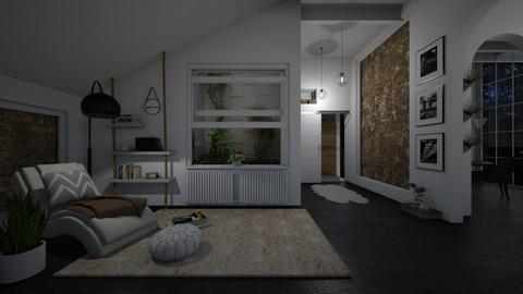 LivingRoom_001 - Living room - by rebellure