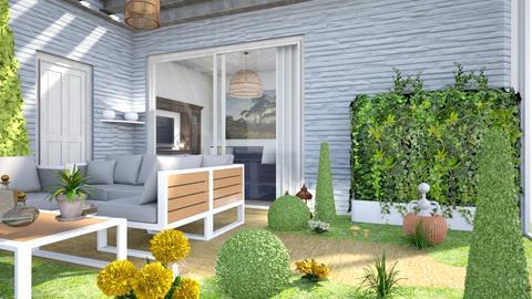 M_ Outdoor - Garden - by milyca8