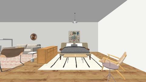 DWR Second Floor - by stinaolgin