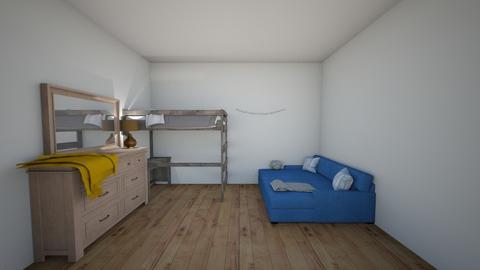 my bedroom - Bedroom - by edeme10