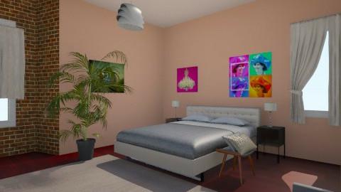 Mamaaa - Bedroom - by LaurenPixy