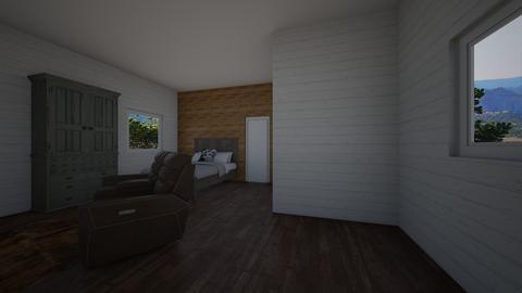 cabin - by woolcabin