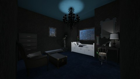 Bedrooms in the Future - by sstringham30280