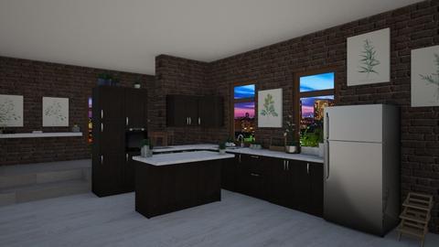 338 - Kitchen - by Jade Autumn