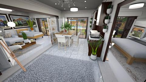 Provence apart3 - Modern - Living room - by iamthearchitect