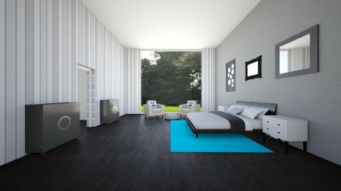 bedroom - Bedroom - by Franco Juliano Tan