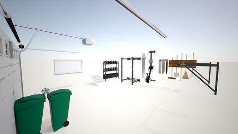 Garage Gym - by rogue_888c9f231b333b289a93f05e19f7a