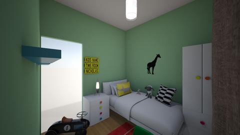 kinderkamer - Modern - Kids room - by Huisk1