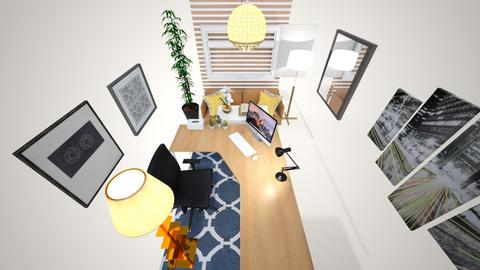 Home Office - Modern - by alouane00