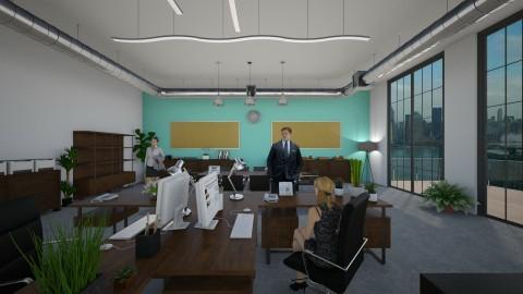 kkk - Modern - Office - by sohaner_agus