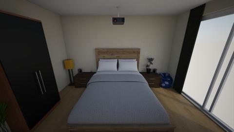 Ma chambre 20 Janvier - Bedroom - by lukaboizette