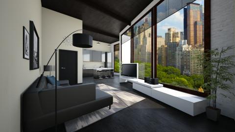 park - Modern - Living room - by kingjackie51