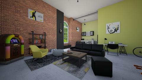 sl - Living room - by sz_reeka