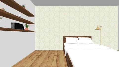 jacqueline - Bedroom - by cquintos