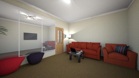Portovaya_Hall_2 - Living room - by Tatiana3030