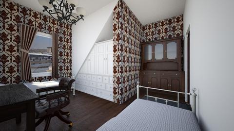 Room For Rent - Bedroom - by SammyJPili